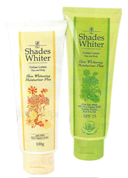 Shades Whiter Creme Lotion for Face & Body